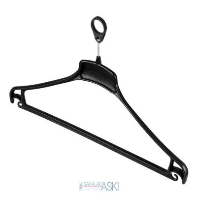 Plastic Hotel Coat Clothes Hanger