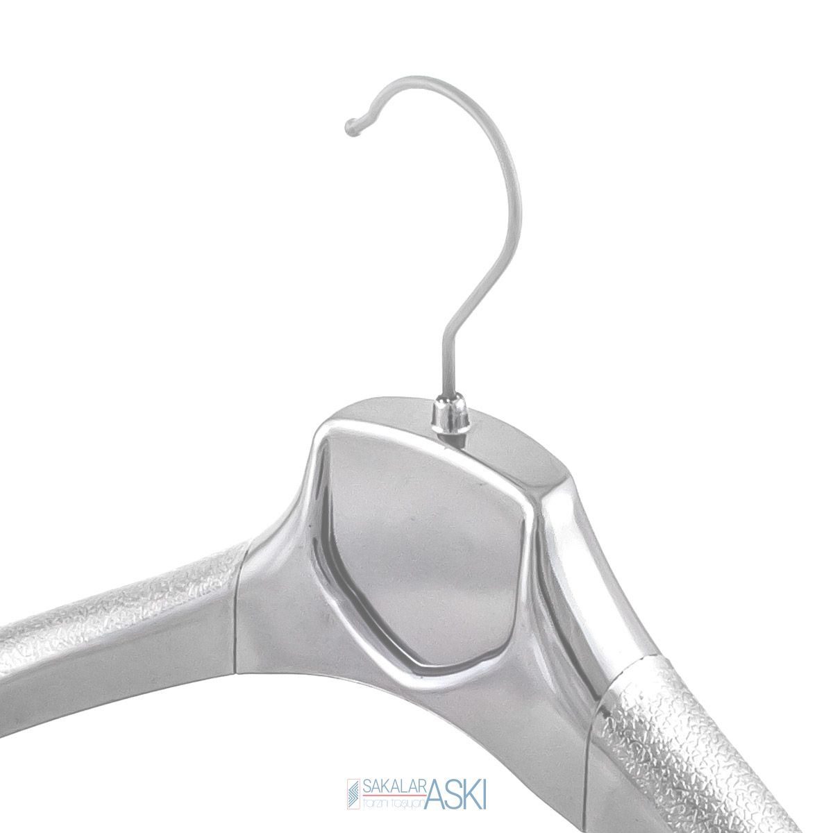 Chrome Jacket Pants Hanger